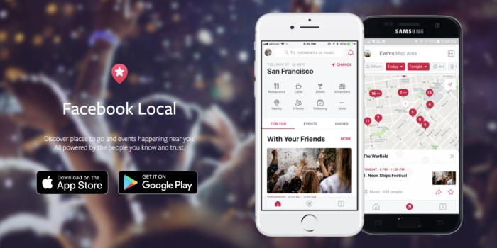 Facebook Launches Dedicated Business Local App